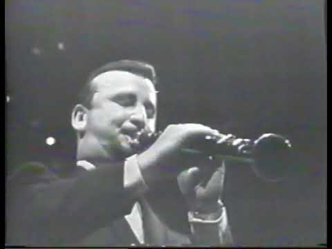 Jack Sperling with Pete Fountain 1962 Bing Crosby Show