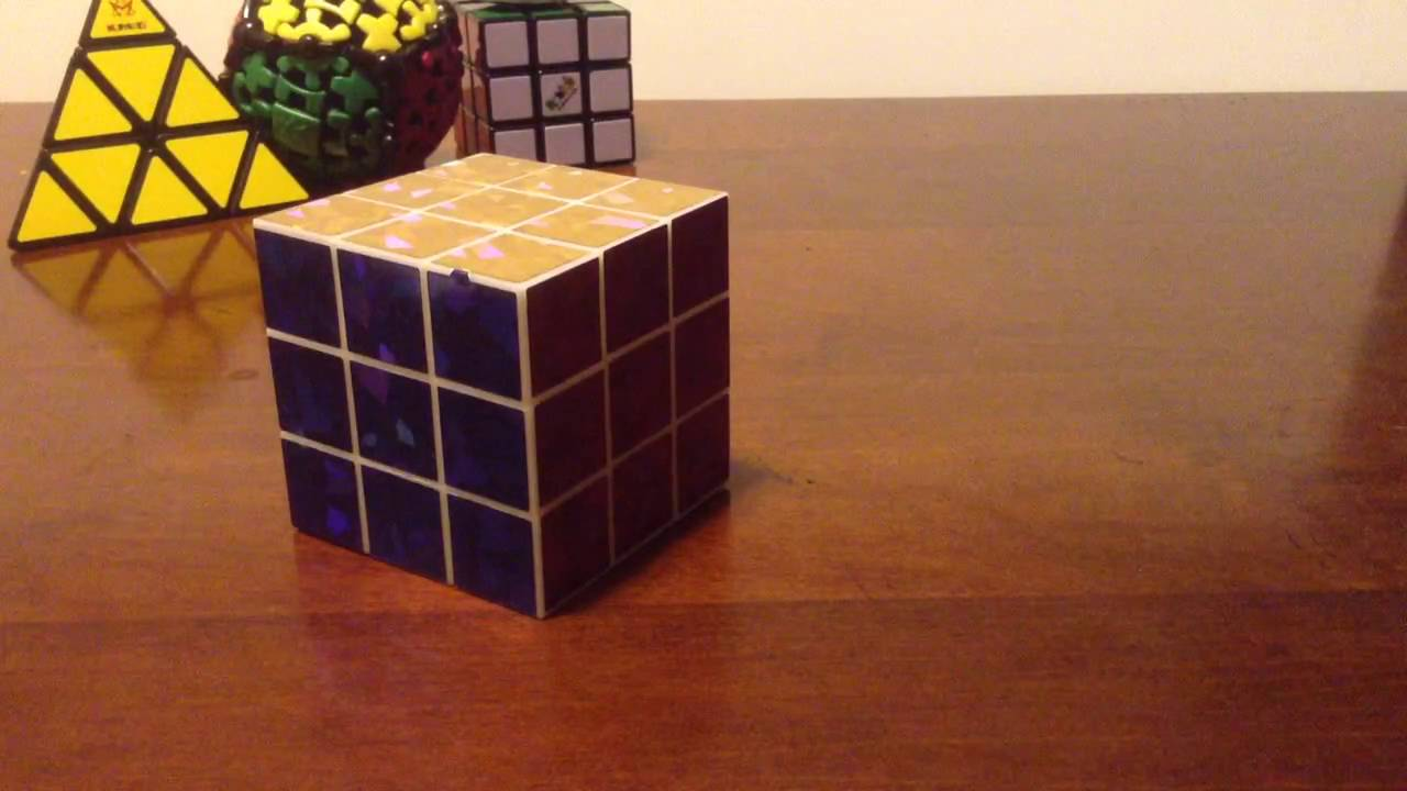 Review Of Dollar Tree Rubik S Cube Youtube