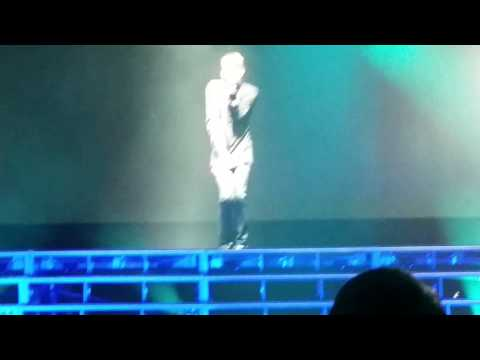 Pentatonix in Houston 03-25-15 Opera Moment & Aha!
