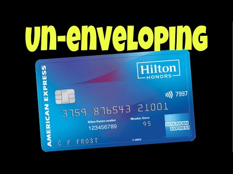 Amex Hilton Honors Card