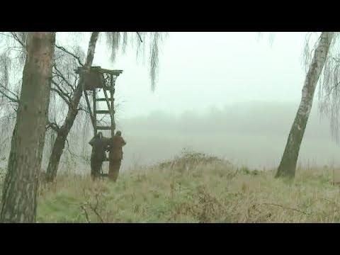 Fieldsports Britain - IWA gun trade show 2011 and Chinese water deer