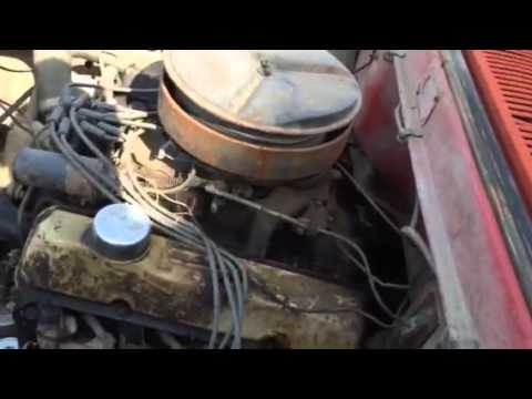 1965 Ford 352 engine for sale