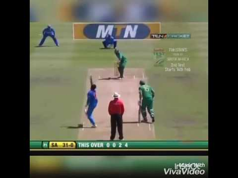 Best wickets by indian fast bowlers (vol1)