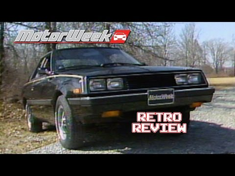 Retro Review: 1982 Dodge Challenger