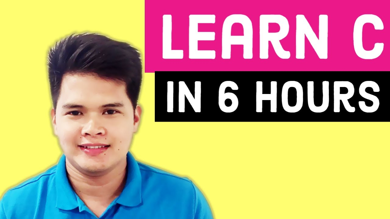 C Programming Tutorial for Beginners|  Learn C programming | C language [Full Course] [2021]