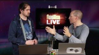 NuoViso LIVE #3 mit Frank Höfer & Robert Stein
