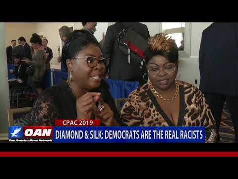 Diamond & Silk: Democrats are the real racists