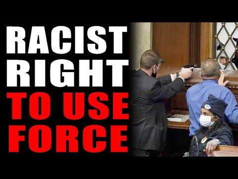 8-28-2021: The Black Right to Use Force