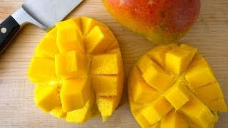 Quick Tip Recipe: How to Cut a Mango - Weelicious