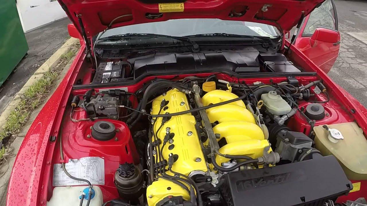 1987 Porsche 944s  Engine Overhaul  Startup