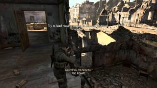 Sniper Elite V2 - Wii U Gameplay Video