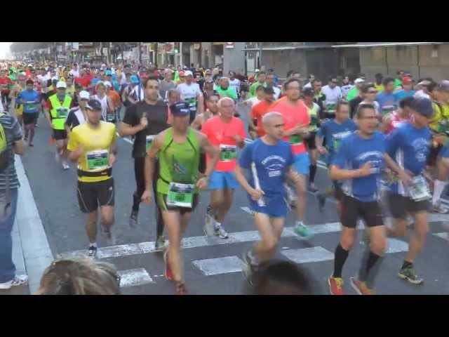Zurich Marató de Barcelona 2014