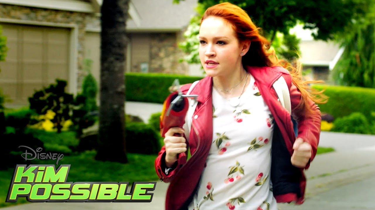Sneak Peek | Kim Possible | Disney Channel Original Movie