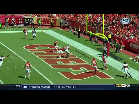 NFL RedZone Every Touchdown 2012 Week 1