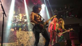 Steel Panther - Eyes of a Panther (Live @ London Music Hall 2015)