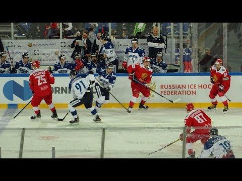 Russia 2:0 Suomi / Россия 2:0 Финляндия с трибуны Газпром Арены