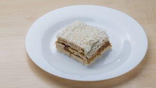 Торт без выпечки «Рафаэло» Очень вкусно и просто