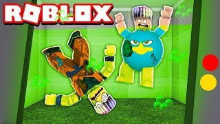 MONSTER ELEVATOR WITH ARMORED CUT ON ROBLOX!