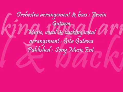 Gita Gutawa - Scary Love (Lirik)