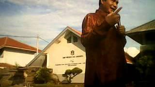 Sambutan Bapak Kepala SMPN 244 Drs.H.Mulyana Di Akhir Semester Ganjil Tahun Pelajaran 2012-2013