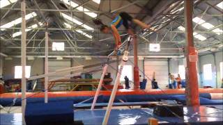 Our Gymnasts in Our GYM!!