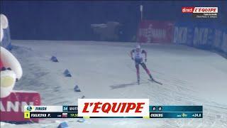 Biathlon   Cm (f) : L'arrivée De Roiseland