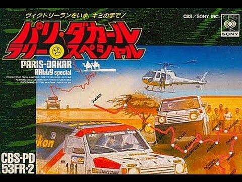 Paris-Dakar Rally Special (Livestream\Best ending\Famicom)