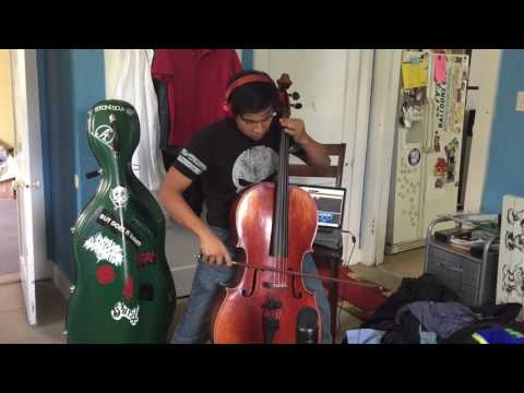 Chester Bennington & Linkin Park Tribute - In The End Cello Cover