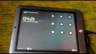 coby kyros 8024 графический ключ