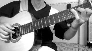 [Chép] Tiết học cuối cùng... - Cover on Guitar