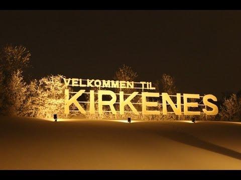 Vinterbilder Januar 2014 Kirkenes, Sør-Varanger