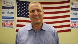 Congressman Jeff Denham Interview - U.S. House Of Representatives