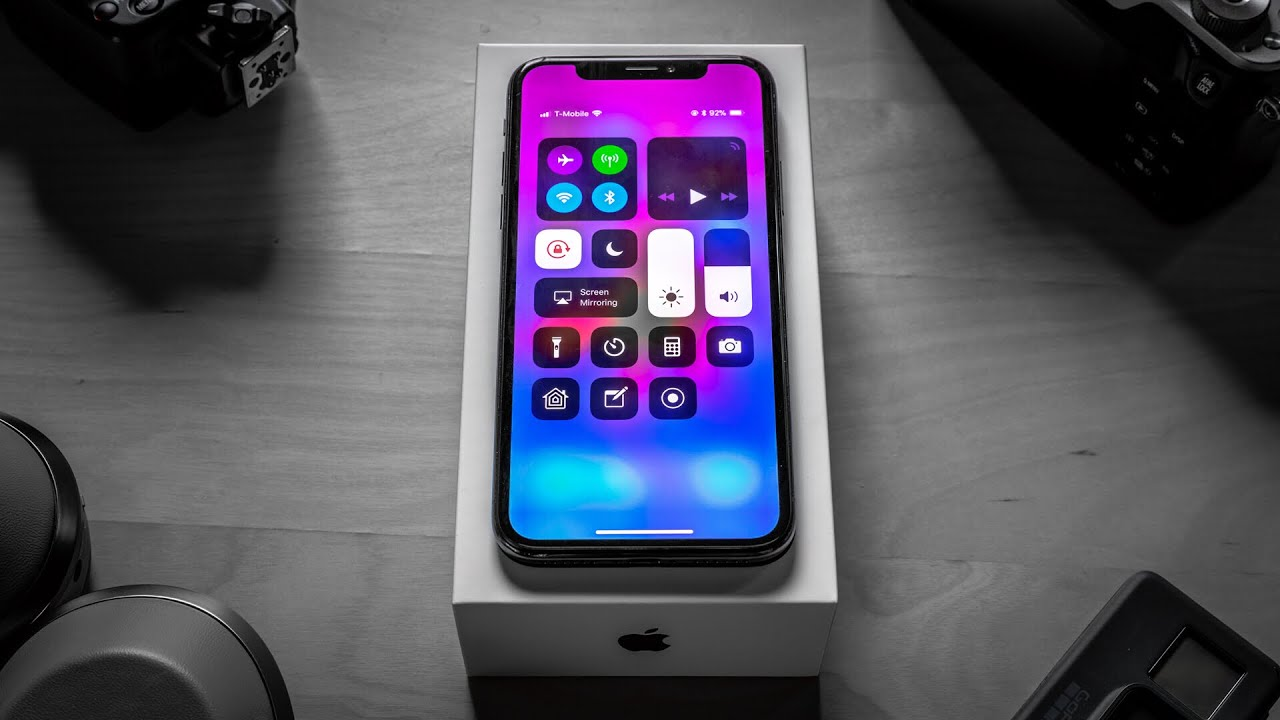 IPHONE X ERSATZDISPLAY