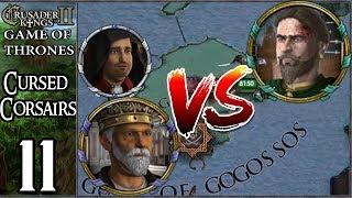 Holy Fury: Game of Thrones - Cursed Corsairs #11 - Reborn Corsairs