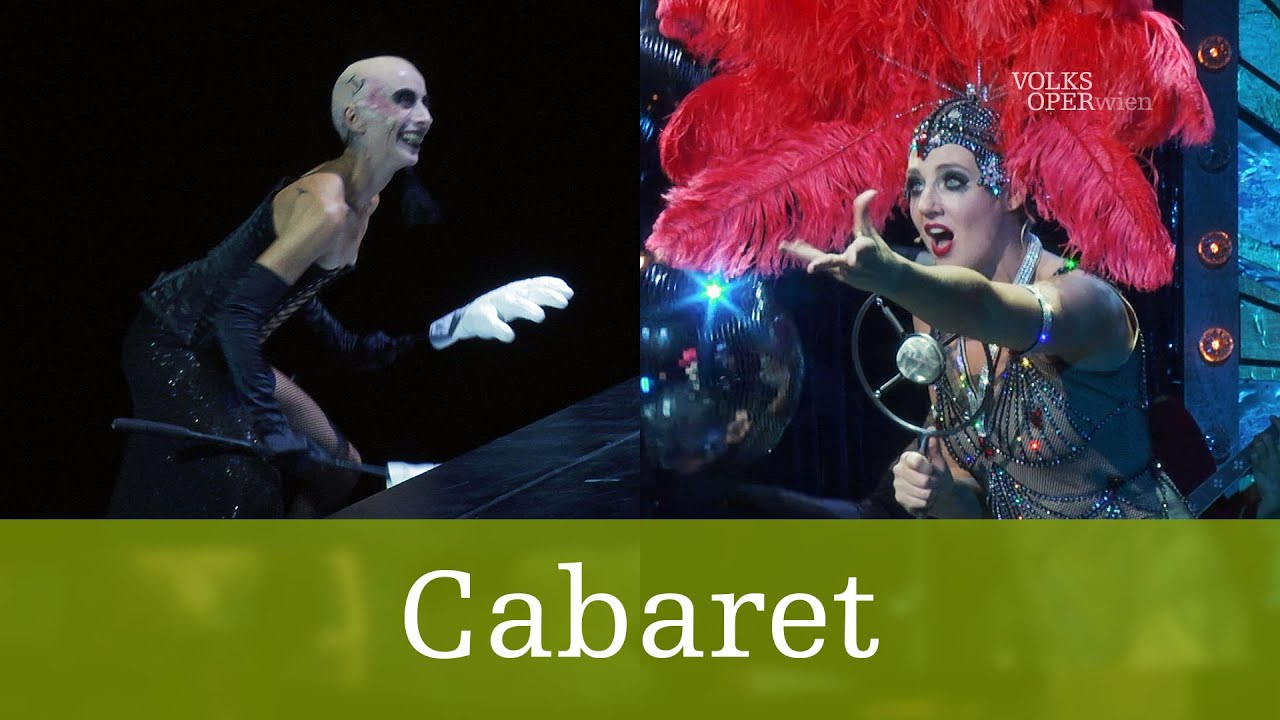 Bildergebnis für wien volksoper cabaret