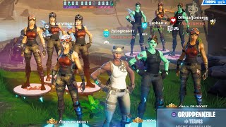 SO COMTO IN THE OG SKINS CLAN OF ME #Teamary (Fortnite)
