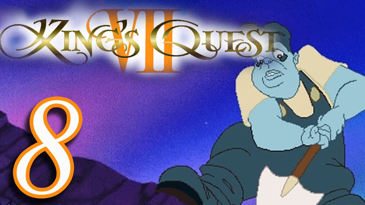 Kings Quest VII -8- Rosella the Dead - YouTube Rosella Kings Quest