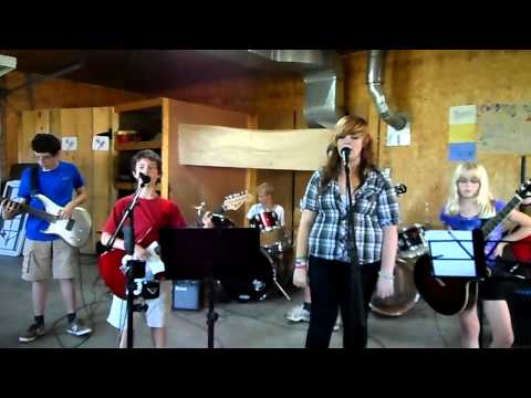Band Camp 2012 - Connors Music - Seven Nation Army
