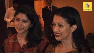 Actress Gautami with her Daughter launches 'In silence the Secrets Speak'