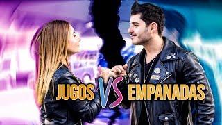 Jugos VS Empanadas - Johanna Fadul & Juan Sebastian Quintero