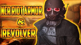 Fallout 4 NCR Riot Armor & Hunting Revolver Location (Xbox One Mod)