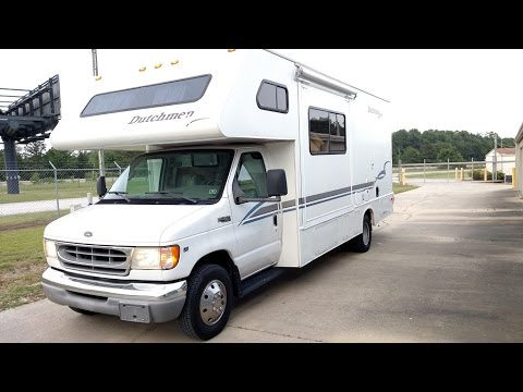 2001 Dutchmen Express 23J (Sold)
