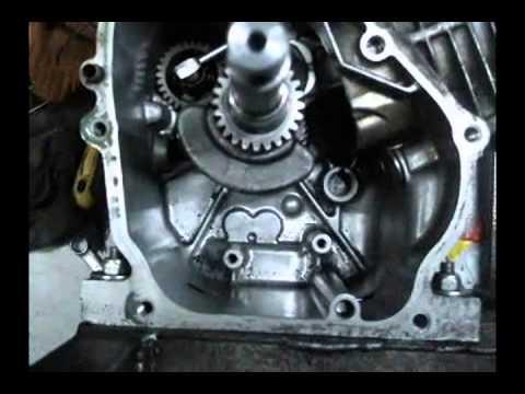 ремонт мотопомпы хонда своими руками