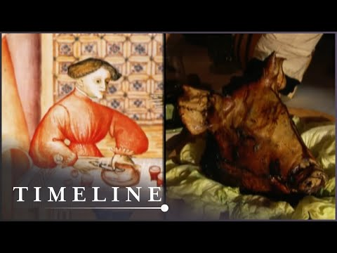 Lets Cook History: The Medieval Feast (Medieval Documentary)