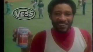 1983 Ozzie Smith St. Louis Cardinals Vess Cola Commercial