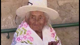 3rd oldest person ever