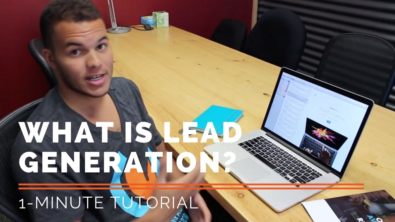Lead Generation Tutorial in 1 Minute