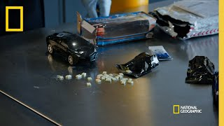 Narcotics Hidden in a Toy Car | To Catch A Smuggler