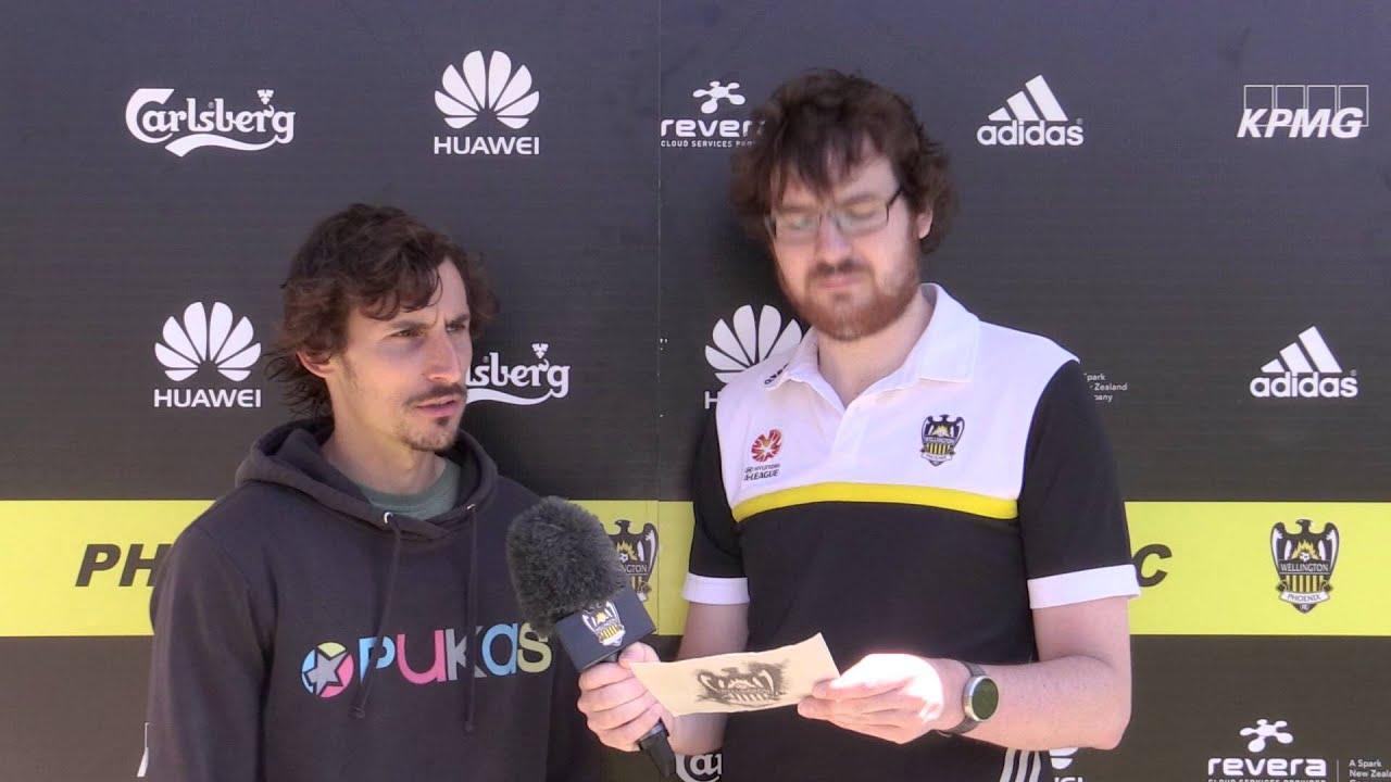 20 Questions With Phoenix Fc Player Albert Riera Vidal