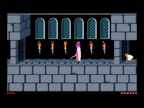 Prince Of Persia - No Sword Original - Level 12, 13 |
